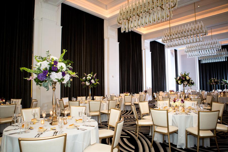 Kimpton Hotel Monaco Sheffield Ballroom Pittsburgh Wedding