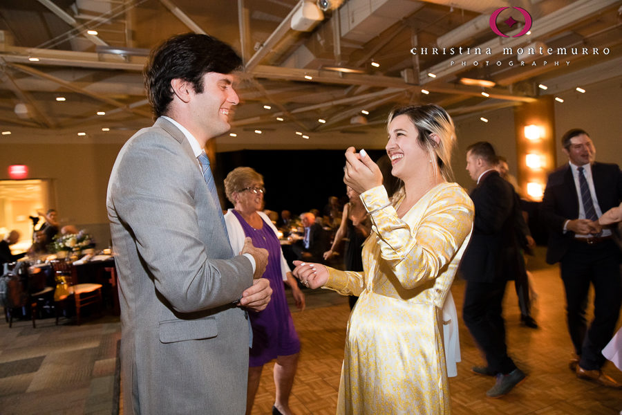 Guests Dancing at Heinz History Center Pittsburgh Wedding