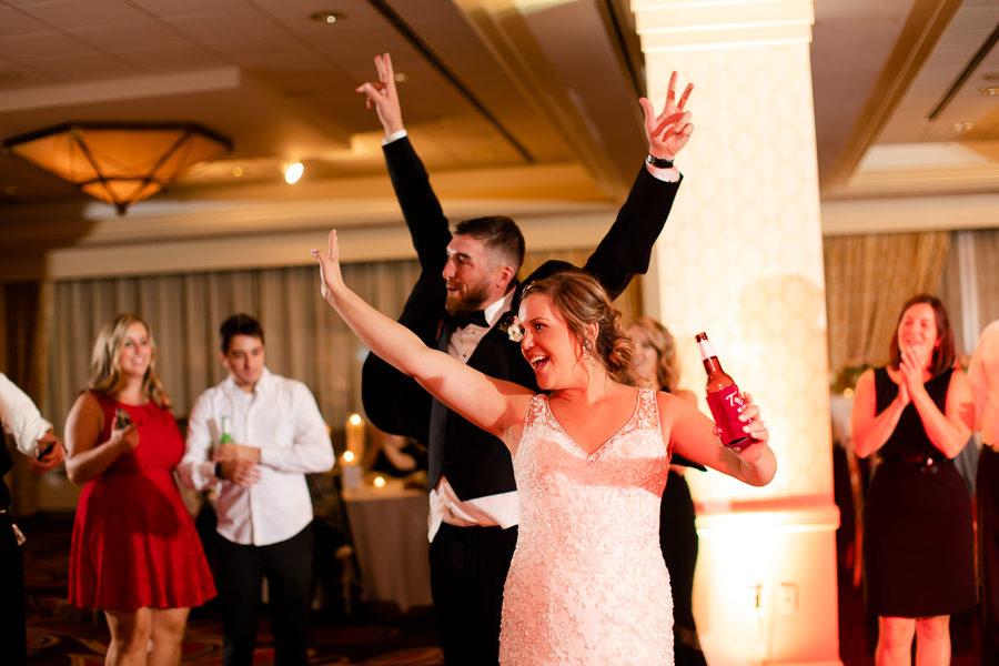 Stephanie Brady Marriott City Center Wedding