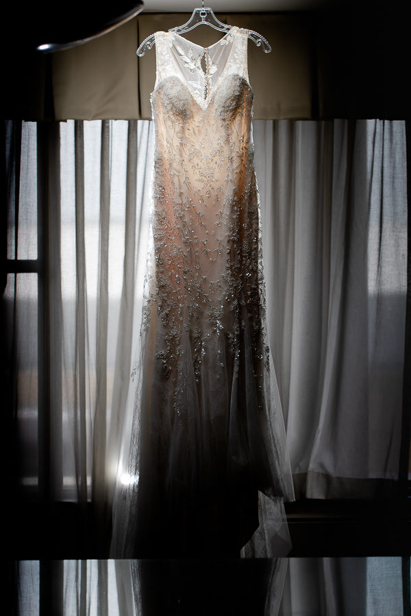Justin Alexander Wedding Gown