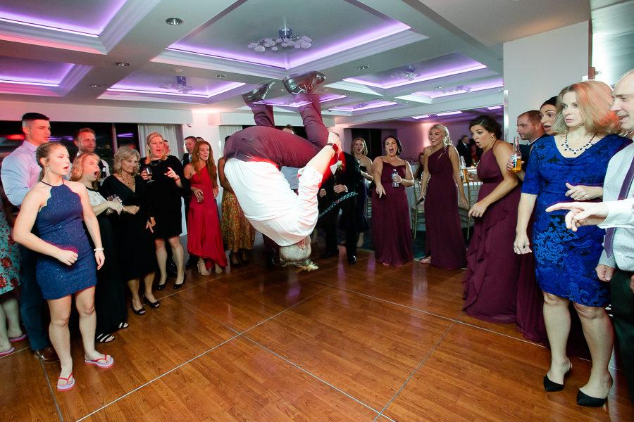 Backflip at Renaissance Hotel Pittsburgh Wedding